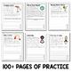 4-5th Grade ELA Reading and Writing Bundle