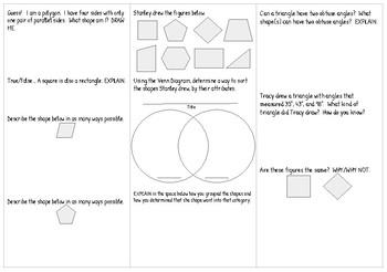 4.6 D Classify two-dimensional figures Brochure