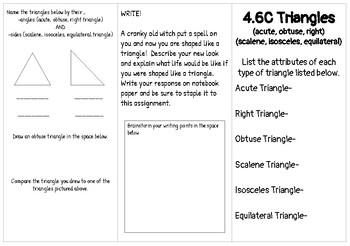 4.6C Triangles Brochure