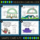 Math TEK 4.7C ★ Measuring Angles with a Protractor ★ 4th Grade Task Cards