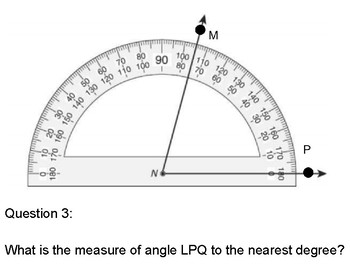 4.7C - Reading a Protractor