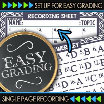 4.7E ADJACENT ANGLES ★ 4th Grade Math TEK 4.7E Task Cards ★ STAAR Math Practice