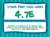 4.7E Angles Task Cards