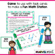4.7E Finding Unknown Angles STAAR PREP Task Cards by Marvel Math