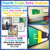 4.9 A B Dot Plot Stem & Leaf Frequency Tables Lesson Plan