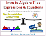 4) Algebra Tiles: Understanding Expressions & Equations (Complete PPT Lesson)