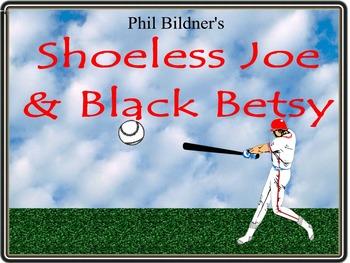 4 Amazing Baseball Players!  Lou Gehrig, Honus and Me, Shoeless Joe, Babe Ruth