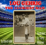 4 Amazing Baseball Players!  Lou Gehrig, Honus and Me, Shoeless Joe, Babe Ruth