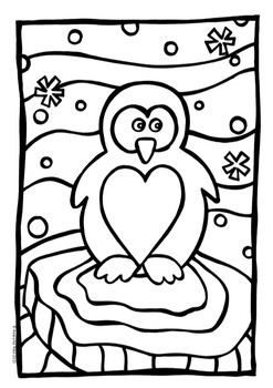 Art Activities/Coloring Sheets -Bird Theme