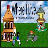 4 Award-winning Poetry Guides & Activities: Where I Live, Amber & Essie, Plus 2