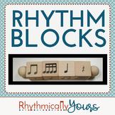 4-Beat Rhythm Blocks (Connected)