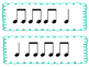 4-Beat Rhythm Patterns up to 16th notes