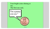 4 Bright Coins Shared Reading