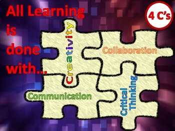 4 C's of Learning