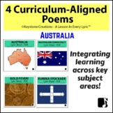 4 CURRICULUM-ALIGNED POEMS ~ Australia-Specific (Grades 3-