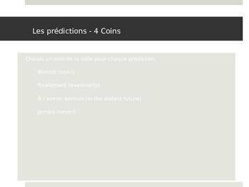 Predict the Future - 4 Corners