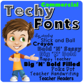 ALL Commercial-Use Fonts