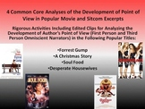 4 Common Core Activities for Analyzing Point of View in Movie or Sitcom Clips