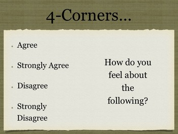 4-Corners - Government & Civics Part 2