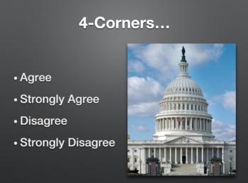 4-Corners - Government & Civics Part I