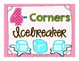 4-Corners IceBreaker: A Learning Inventory with a Twist!
