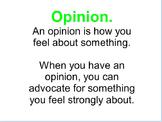 4 Corners Opinion Game