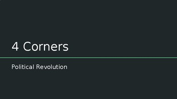 4 Corners Political Revolutions