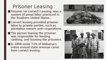 4-Corners Prisoner Leasing Activity
