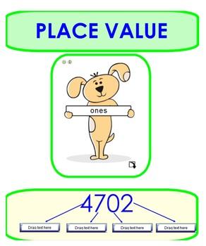 4 DIGIT PLACE VALUE