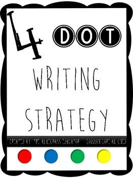 4-DOT Writing Strategy Pack