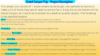 4 Day Backpacking Trip to the Bottom of the Grand Canyon. Can You Survive?