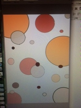 4 Different Bubble Backgrounds/Stationary
