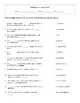 4 Digestive and Urinary Systems worksheet set with keys.