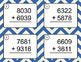 4-Digit Addition Task Cards