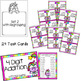 4-Digit Addition and Subtraction Task Cards - Unicorn Theme
