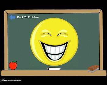 4 Digit Minus 3 Digit NO Regrouping-PowerPoint Quiz - Matching Worksheet & Key!