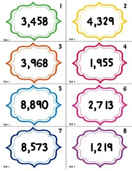 4-Digit Numbers