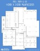 Multiplying 4-Digit by 2-Digit Worksheets With Answer Keys
