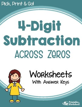 digit subtraction with regrouping worksheets digit subtraction  originaljpg