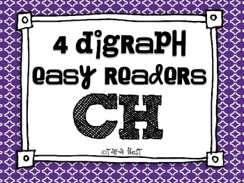 4 Digraph Easy Readers {Ch}