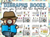 4 Digraph Foldable Books