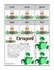 4 Dragon Card Games - consonant blends