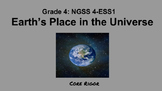 4- ESS1  Earth's Place in the Universe: Next Generation Science Standards
