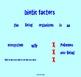 4 Ecology Vocab Activities 4 Notebook