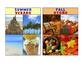 4 English-Spanish Bilingual Four Seasons Posters