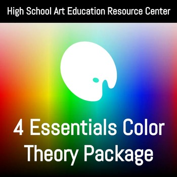 4 Essentials Color Theory Package