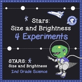 4 Experiments: Stars - Size and Brightness