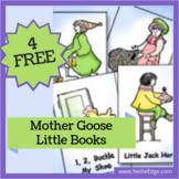4 FREE Nellie Edge Mother Goose Little Books