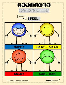 4 Feelings