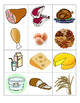 4 Food Groups picture sort